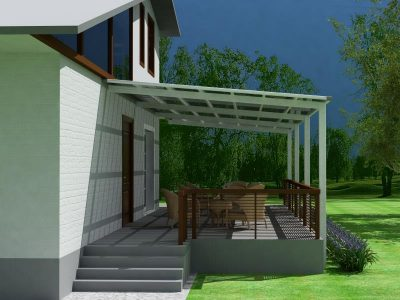 Reinforce Style Patio Cover