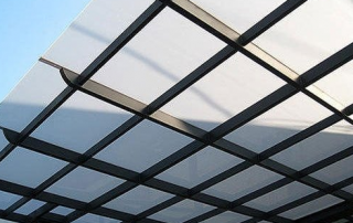 Polycarbonate Sheet in Construction