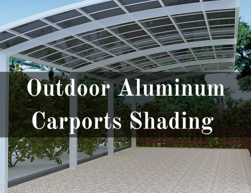 Make Your Outdoor Space A Sweet Vacation Spot With Aluminum Carports